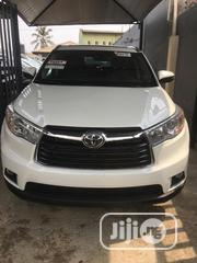 Toyota Highlander 2014 White | Cars for sale in Lagos State, Isolo