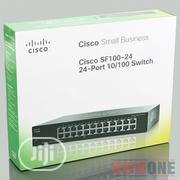Cisco SF110-24 Desktop Switch Switch | Networking Products for sale in Lagos State, Ikeja