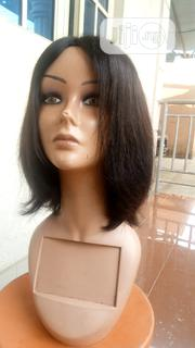 100% Short Human Hair Wig. | Hair Beauty for sale in Lagos State, Ojodu