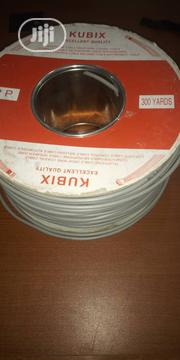 Kubix Excellent Quality 2 Pair 300 Yards Cable | Electrical Equipment for sale in Rivers State, Obio-Akpor