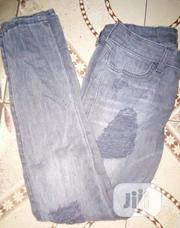 Gray Design Trouser | Clothing for sale in Abuja (FCT) State, Kubwa