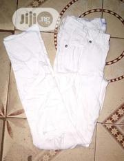 White Jeans Trouser | Clothing for sale in Abuja (FCT) State, Kubwa
