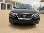 Lexus RX 350 2011 Black | Cars for sale in Abuja (FCT) State, Durumi