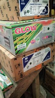 100amps Glow Change Over Switch | Home Accessories for sale in Lagos State, Ojo