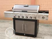 6 Burners Gas Barbecue Grill | Kitchen Appliances for sale in Lagos State, Ojo