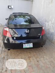 Honda Accord 2008 Coupe 3.5 EX-L Automatic Black | Cars for sale in Abuja (FCT) State, Lokogoma