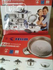 Selim 24 Cookwares Set | Kitchen & Dining for sale in Lagos State, Alimosho