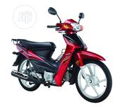 New Haojue HJ110-5 2017 Red | Motorcycles & Scooters for sale in Lagos State, Badagry