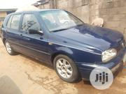 Volkswagen Golf GL 1996 Blue | Cars for sale in Lagos State, Ilupeju