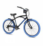 """Kent 26"""" Bayside Men's Bike, Blue 