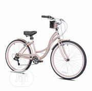 "Kent 26"" Bayside Cruiser Women's Bike, Rose Gold 
