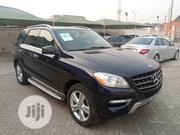 Mercedes-Benz M Class 2014 Blue   Cars for sale in Lagos State, Amuwo-Odofin