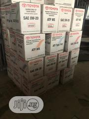Original Toyota ATF And Engine Oil | Vehicle Parts & Accessories for sale in Lagos State, Lagos Mainland