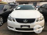 Lexus GS 2007 350 White | Cars for sale in Lagos State, Isolo