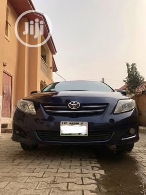 Toyota Corolla 1.8 Advanced 2009 Blue