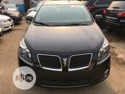 Pontiac Vibe 2010 2.4 4WD Black | Cars for sale in Lagos State, Isolo