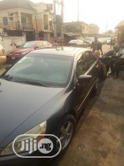 Honda Accord 2005 Sedan EX Automatic Gray | Cars for sale in Lagos State, Mushin