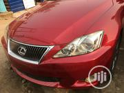 Lexus IS 2009 250 Red | Cars for sale in Lagos State, Isolo