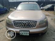 Infiniti FX 2005 35 AWD Gold | Cars for sale in Rivers State, Port-Harcourt