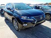 Lexus RX 2015 350 FWD Black | Cars for sale in Lagos State, Apapa