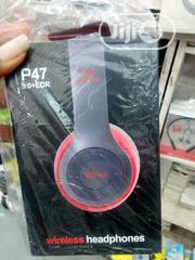 P47 Wireless Headphone | Headphones for sale in Lagos State, Ikeja