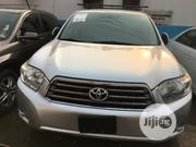 Toyota Highlander 2008 4x4 Silver | Cars for sale in Lagos State, Isolo