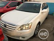 Toyota Avalon Limited 2006 White | Cars for sale in Lagos State, Isolo