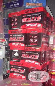 12v 75ah Solite Batteries Korean Product | Vehicle Parts & Accessories for sale in Lagos State, Lagos Mainland