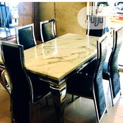 Standard Marble Dining Table | Furniture for sale in Lagos State, Shomolu