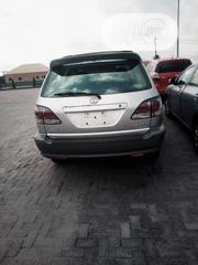 Lexus RX 2002 Silver | Cars for sale in Lagos State, Ajah