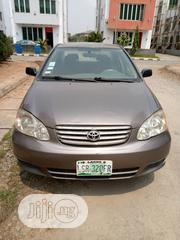 Toyota Corolla 2004 Gray | Cars for sale in Lagos State, Ojodu