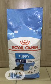 Royal Canin Puppy Maxi (15kg) | Pet's Accessories for sale in Abuja (FCT) State, Utako