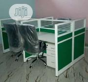 New Top Executive 4-seater Office Workstation Table | Furniture for sale in Lagos State, Victoria Island
