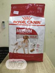 Royal Canin Medium Adult (4kg) | Pet's Accessories for sale in Abuja (FCT) State, Utako