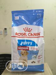 Royal Canin Medium Puppy (4kg) | Pet's Accessories for sale in Abuja (FCT) State, Utako