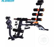 Multi Functional Six Pack Wonder Core With Pedals and Resistance Rope | Sports Equipment for sale in Lagos State, Victoria Island