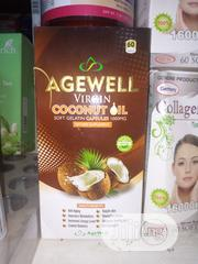 AGEWELL Virgin Coconut Oil Capsule for Every Home | Vitamins & Supplements for sale in Abuja (FCT) State, Wuse 2