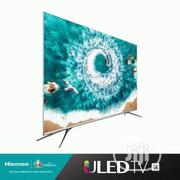 Hisense 55''ULED SMART UHD 4K TV + Free Wall Bracket | TV & DVD Equipment for sale in Abuja (FCT) State, Wuse 2