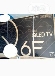 75 Inches Samsung Qled TV | TV & DVD Equipment for sale in Lagos State, Lekki Phase 1