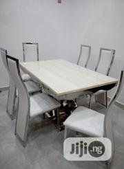 High Quality Marble Dining Table | Furniture for sale in Lagos State, Lekki Phase 2