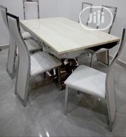 High Quality Marble Dining Table With Six Chairs | Furniture for sale in Lagos State, Lekki Phase 2