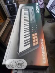 Midi Keyboard Oxygen 49 | Musical Instruments & Gear for sale in Lagos State, Ojo