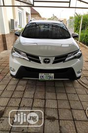 Toyota RAV4 2014 White | Cars for sale in Abuja (FCT) State, Central Business District