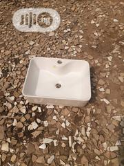 Square Top Basin 112 | Plumbing & Water Supply for sale in Lagos State, Orile