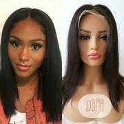 Human Hair Frontal Lace Wig   Hair Beauty for sale in Lagos State, Ikeja