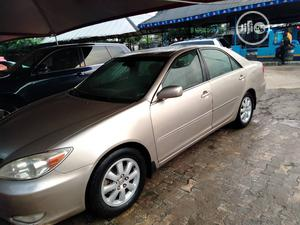 Toyota Camry 2003 Gold