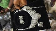 Women'S Silver Fashion Jewelry Set   Jewelry for sale in Lagos State, Lagos Mainland