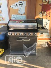 Barbecue Grill 6burner With Side Cooker | Kitchen Appliances for sale in Lagos State, Ojo