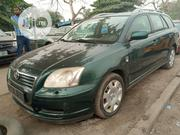 Toyota Avensis 2001 Verso 2.0 Green   Cars for sale in Lagos State, Amuwo-Odofin