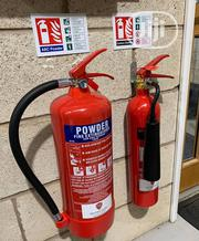 Powder Fire Extinguisher | Safety Equipment for sale in Delta State, Oshimili South